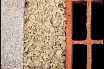 Aislamiento por insuflado y sus materiales